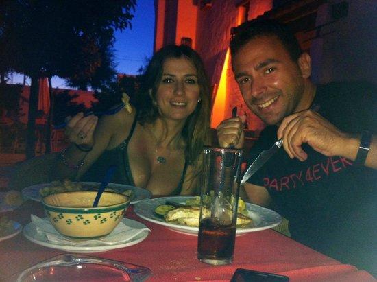 Posada El Tempranillo: Disfrutando de una comida excepcional