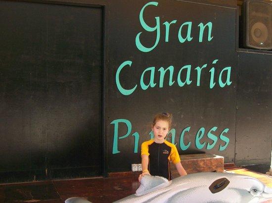 SENTIDO Gran Canaria Princess: SUL PALCO NEL GIARDINO HOTEL