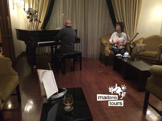 Hotel Moliceiro: PIANO BAR