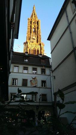 Comfort Hotel Strasbourg Ouest : Centre 3