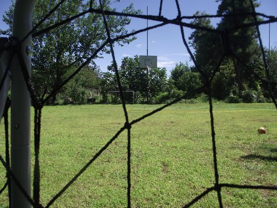 Hotel alla Campagna: Soccer & Basket Playground
