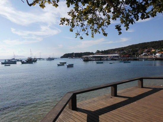 Orlat Bardot : Vista al puerto de pescadores