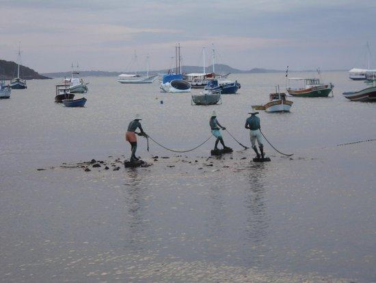 Orlat Bardot : Homenaje a los pescadores