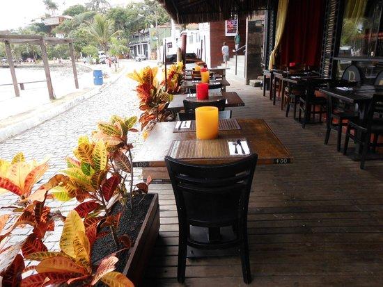 Orlat Bardot : Restaurantes a lo largo de la Orla
