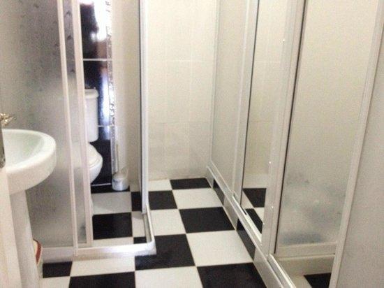 Starlet hostel: Bathroom