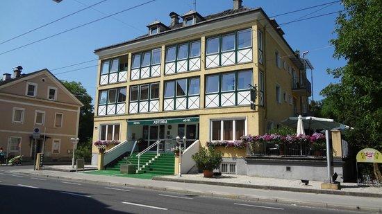 Hotel Astoria Salzburg: Hotel Astoria