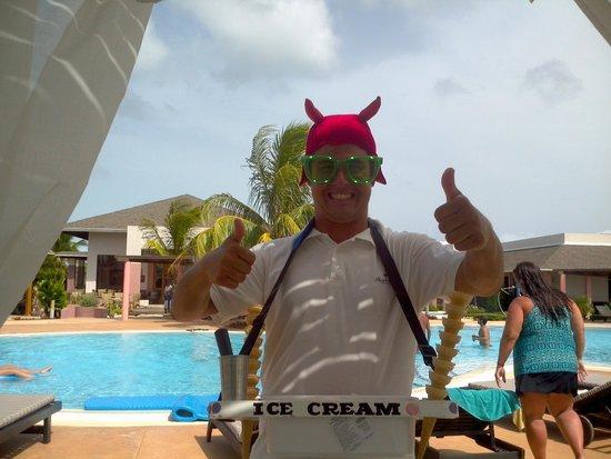 Melia Buenavista: creme glace