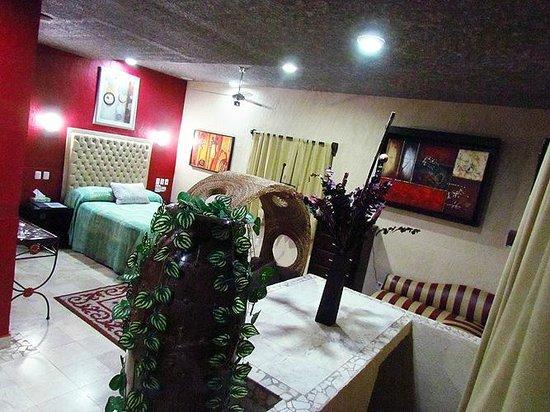 Villas & Suites Paraiso del Sur: HABITACION SENCILLA