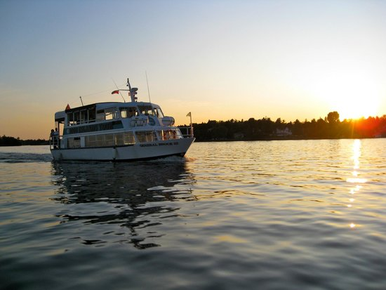 Caigers Resort: Sunset