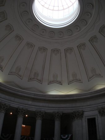 Federal Hall Entrance