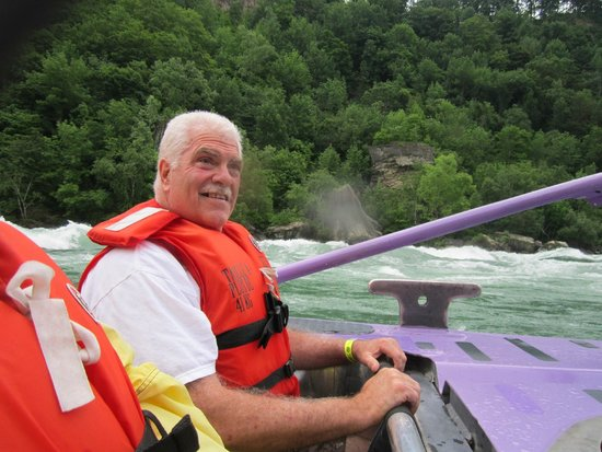 Whirlpool Jet Boat Tours : July 2014 ride