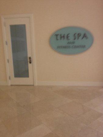 Hilton Orlando: Amazing spa ...slightly pricey