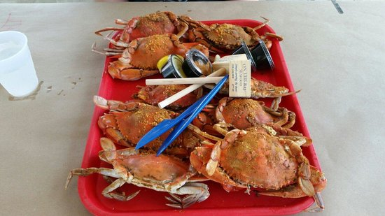 On the Bay Seafood: On the Bay Crab Feast!!!  AWESOME!!