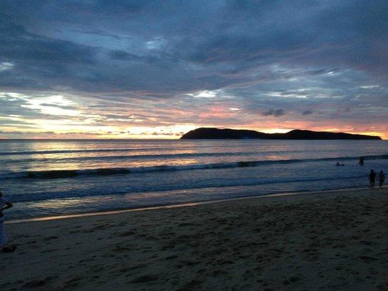 Sunset, Pantai Cenang Beach