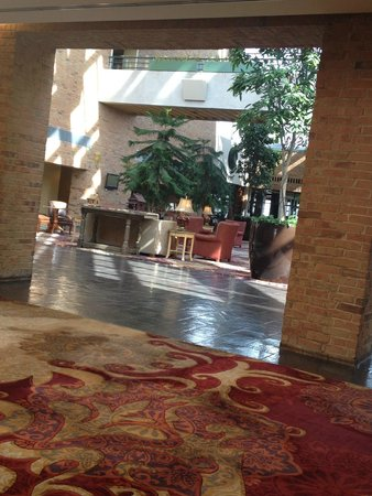 Hilton Denver Inverness: Lobby