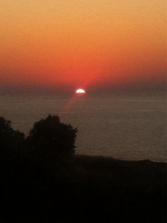 Europa Resort Hotel : sunset