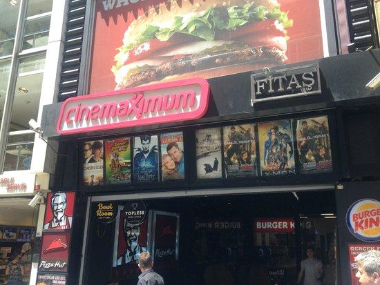 Cinemaximum Fitaş