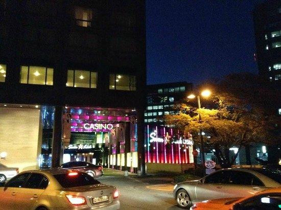 seven luck casino jung-gu seoul south korea