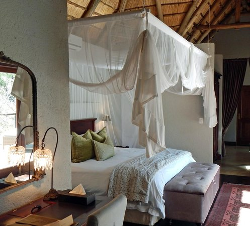 Dulini Lodge : Not exactly camping out