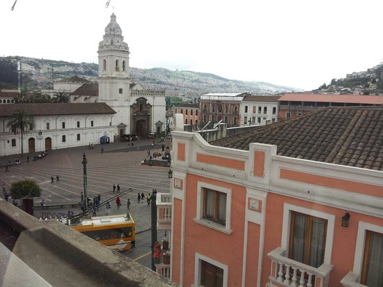 Quito Old Town: Lindo Quito