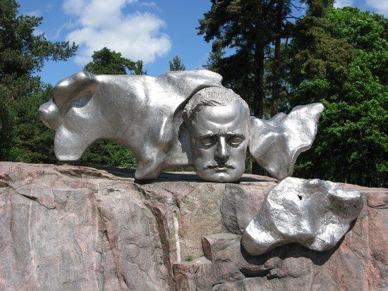 The Sibelius Monument : Finlandia II