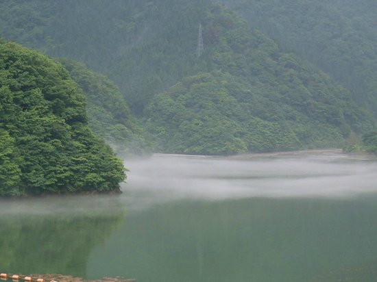 Asahi Ogawa Dam: 水面