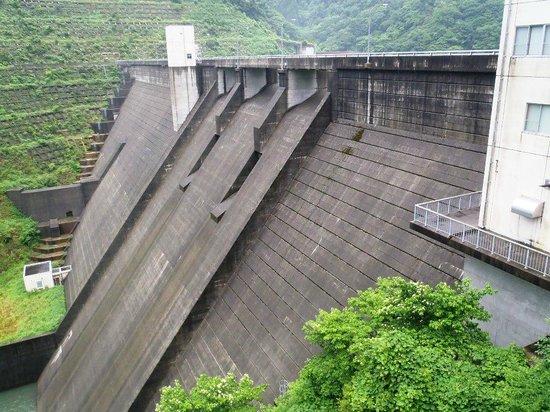 Asahi Ogawa Dam: ダム