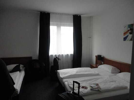 Novum Hotel Aldea Berlin Zentrum: habitación