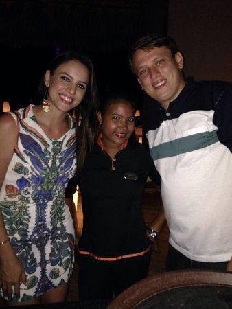 Paradisus Punta Cana: Mindri!!!! Uma pessoa muito especial!!! Atenciosa e carinhosa!!! Nos proporcionou um atendimento