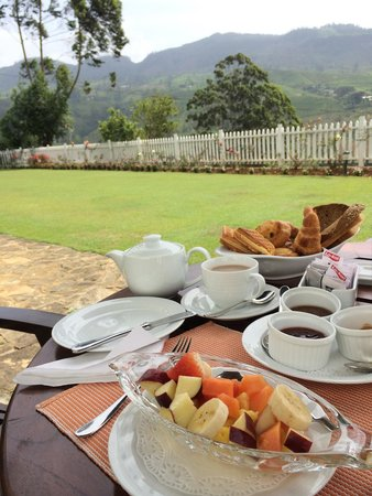 Langdale by Amaya: Healthy brekkie