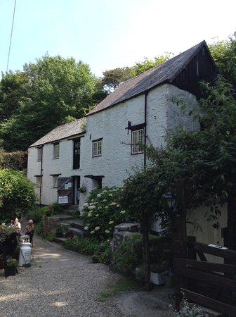 Hele Corn Mill & Tea Room: Exterior