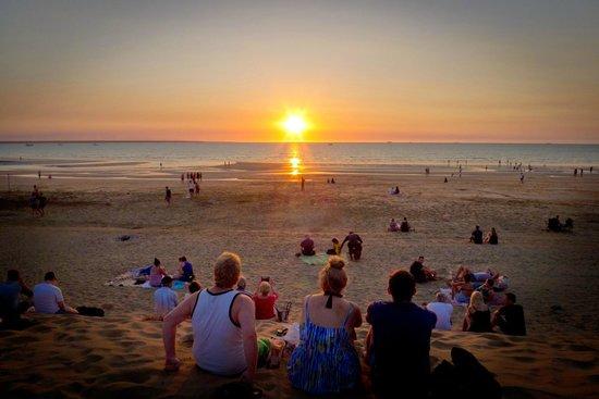 Mindil Beach Sunset 1