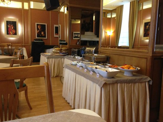 Altai Hotel: Так называемый ресторан... Тут проходит завтрак