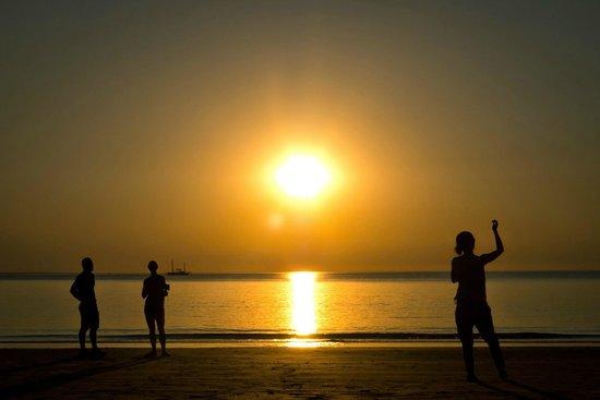 Mindil Beach Sunset 5