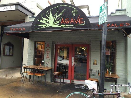 Agave Taco, Ashland, Oregon