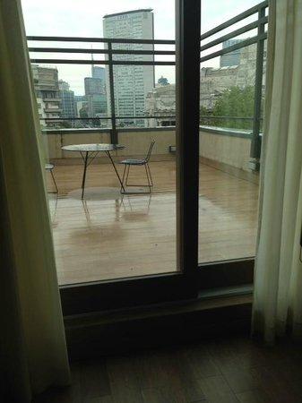 Starhotels E.c.ho.: Room/Terrace