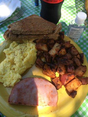 Eklecticafe: breakfast