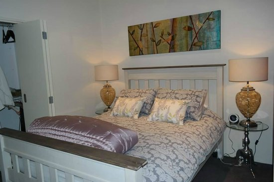Speargrass Rise Bed and Breakfast : Our very comfy bed