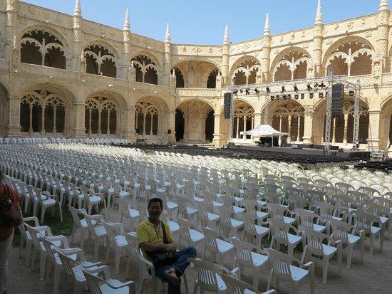 Monasterio de los Jerónimos: sering di pakai utk acara pertunjukan