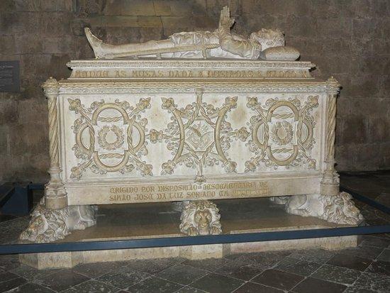 Monasterio de los Jerónimos: makam