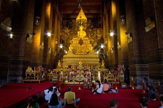 Temple du Bouddha Couché (Wat Pho) : Wat Pho 2