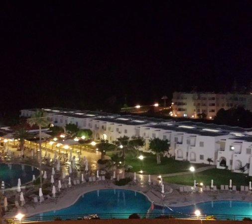 Louis Creta Princess Beach Hotel : Miss the sea sound at night
