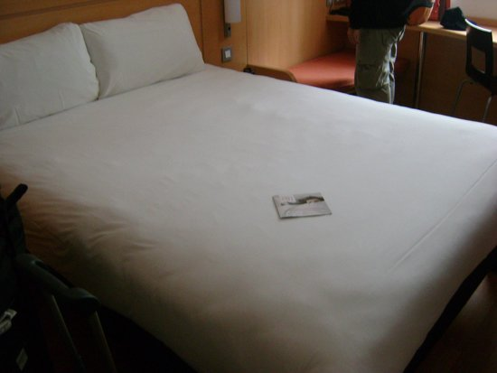 Ibis London Shepherds Bush: cama