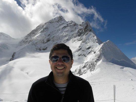 Jungfraujoch: Topo da Europa