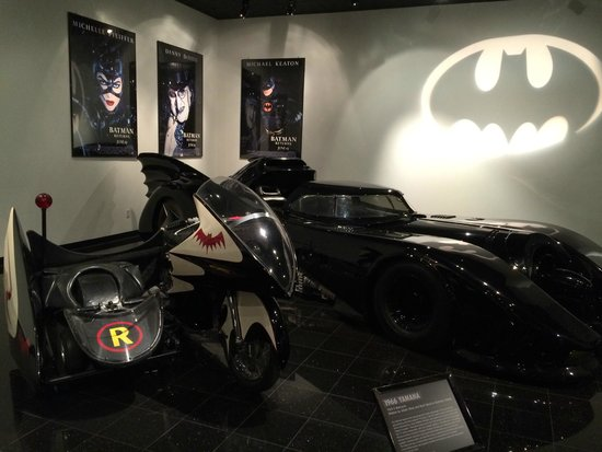 "Petersen Automotive Museum : Batmobile from ""Batman"" (1989)"
