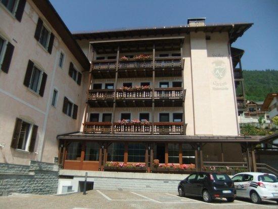 Albergo Ristorante Carlone : View of Hotel Carlone