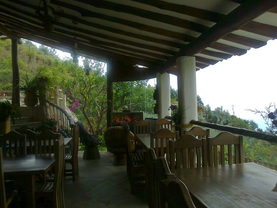 El Restaurant Acogedor Picture Of Terraza D Avila Caracas