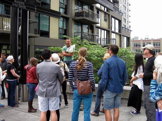 Seattle Free Walking Tours : Seattle Free Walking Tour