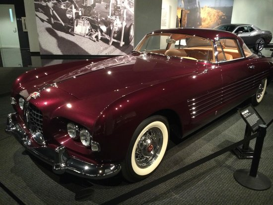 Petersen Automotive Museum : Special Rita Hayworth's Custom Cadillac (1953)