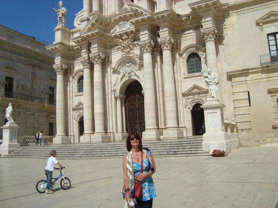 Duomo di Siracusa: Lindo paseo